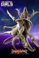 Shiveryah - Sorceress (Sci-Fi)