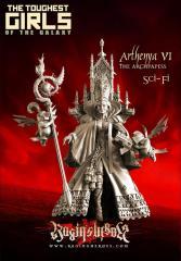 Arthenya VI - The Archpapess (Sci-Fi)