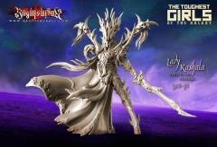 Lady Kashala - Void Eld General (Sci-Fi)