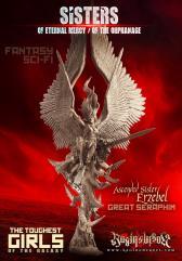 Erzebel, Ascended Sister and Great Seraphim