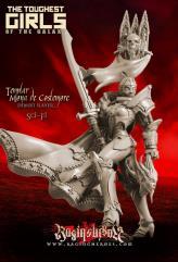 Templar Mona de Costemore, Demon Slayer