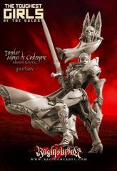 Templar Mona de Costamore, Demon Slayer
