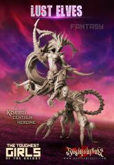 Keshyrii, Centaur Heroine
