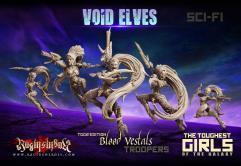 Blood Vestals - Troops