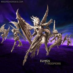 Harpies - Troopers
