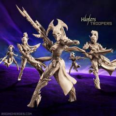 Hunters - Troops