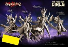 Dark Elves Heroines Box #2