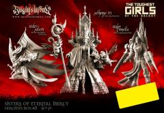 Sisters of Eternal Mercy Heroines Box #3