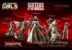 Daughters of the Orphanage - All Stars Command
