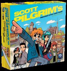 Scott Pilgrim's Precious Little Card Games