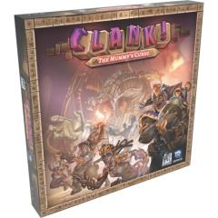 Clank! - The Mummy's Curse Expansion