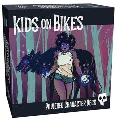 Kids on Bikes - Powered Character Deck