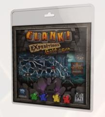 Clank! - Expeditions - Gold and Silk Expansion
