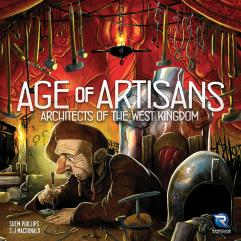 Age of Artisans - Architects of the West Kingdom