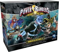 Heroes of the Grid - Allies Pack