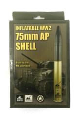 Inflatable WWII 75mm Shell