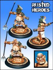 Nu'Minn-Ah - Ancient Gladiatorial Cyclops