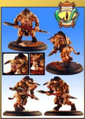 Taurus - Minotaur of the Maze