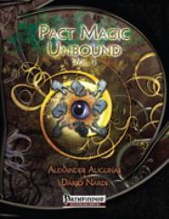 Pact Magic Unbound Volume 1