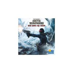 Arctic Scavengers - Base Game w/HQ & Recon