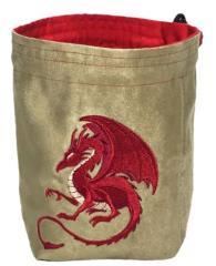 Fantasy Dragon - Red