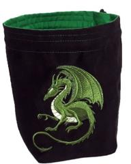 Fantasy Dragon - Green