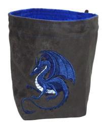 Fantasy Dragon - Blue
