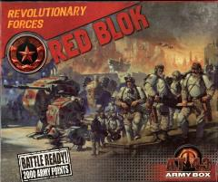 Red Blok Army Box