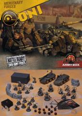 Oni Army Box