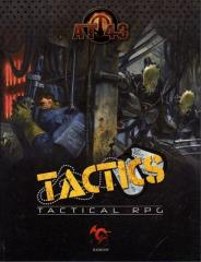 AT-43 Tactics - Tactical RPG