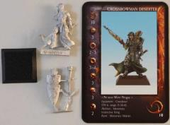 Crossbowman Deserter #1