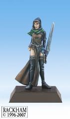 Sienne - Arcanic Thief
