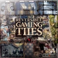 Reversible Gaming Tiles - Upper City #2