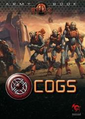 Cogs Army Book