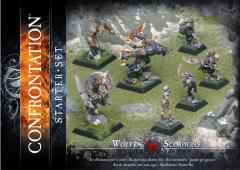 Starter Set #1 - Wolfen vs. Scorpions - Alchemist of Dirz