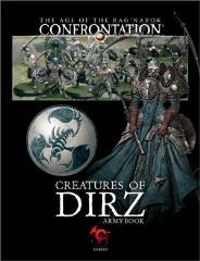 Creatures of Dirz Army Book