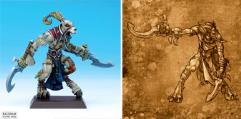 Voracious Warriors #1