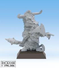 Becbunzen - Strohm Warrior - Second Incarnation