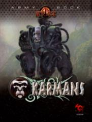 Karmans Army Book
