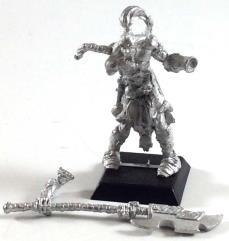 Giant Barbarian w/Halberd #1