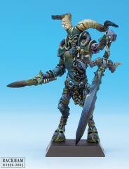 Alderan Crane Warrior