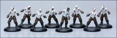 Virus Zombies Detonator Unit Box