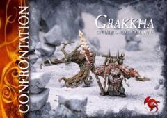 Grakkha - Kamahru's Champion