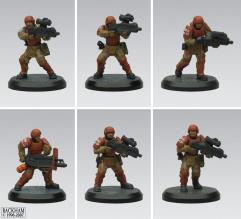Spetsnatz Kommando Unit Box