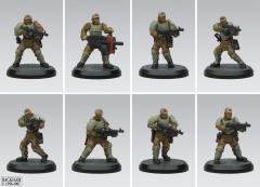 Krasnye Soldaty Unit Box