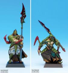 Keratis Warriors #1
