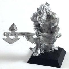 Spasm Warrior #1
