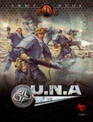 U.N.A Army Book