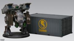 Defender Snake Unit Box