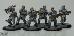Steel Troopers Unit Box